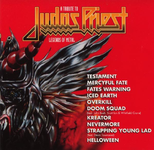 Judas Priest Discography Album Cd Covers And Lyrics